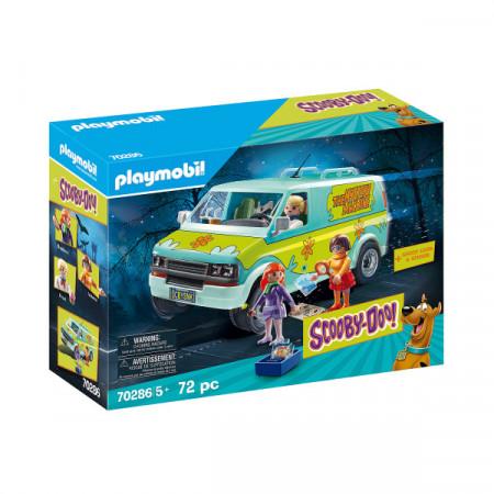 Set de joaca Playmobil Scooby-Doo Masina Misterelor