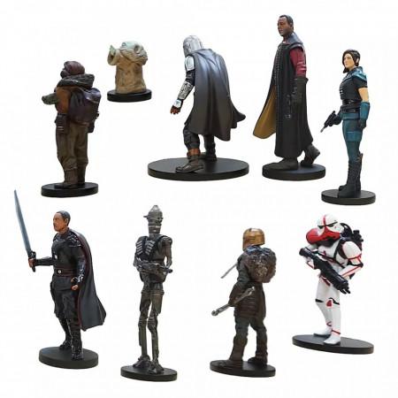 Set Figurine deluxe The Mandalorian