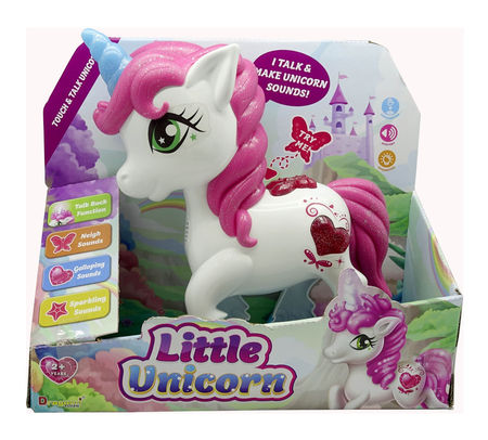 Jucarie interactiva Micuta Unicorn