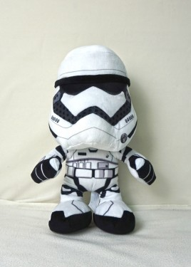 Jucarie Plus Stormtrooper White Star Wars 25 cm