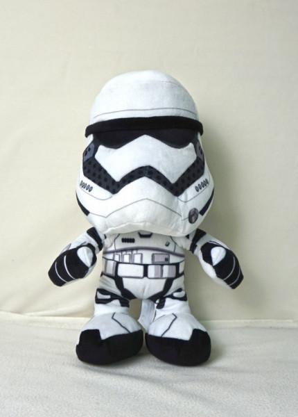 Jucarie Plus Stormtrooper White Star Wars 25 cm