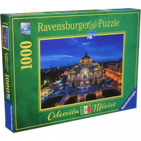 Puzzle Palatul De Arte, 1000 Piese