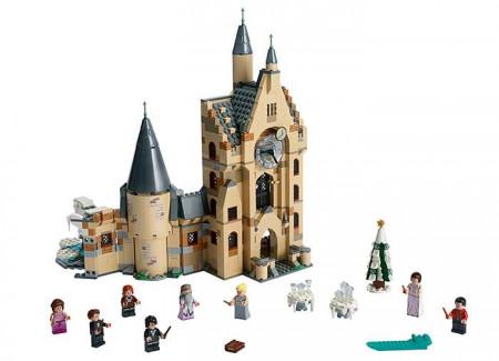 Turnul cu ceas Hogwarts (75948)