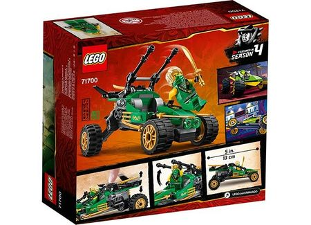 Jungle Raider (71700)