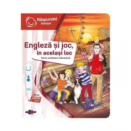 Set Engleza Si Joc, In Acelasi Loc - Raspundel Istetel
