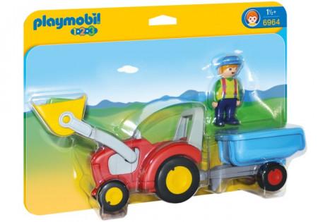 1.2.3 Tractor cu Remorca