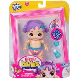 Poze Bebelus interactiv Little Live Bizzy Bubs - Polly