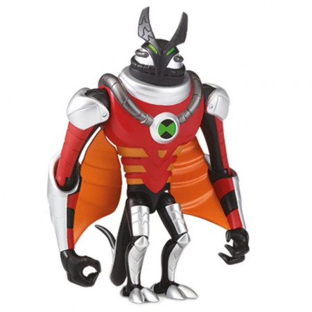 Figurina Ben 10 Omni-Kix Armor Jetray, 12 Cm
