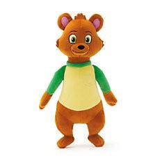 Jucarie plus Ursulet din Goldie si Ursulet
