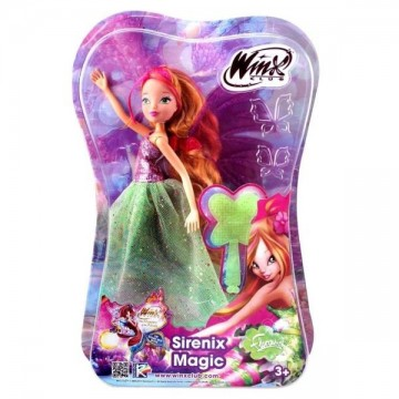 Poze Papusa Winx Sirenix Magic - Flora