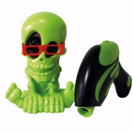Pistol pentru Jocul Johnny Scheletul 3D