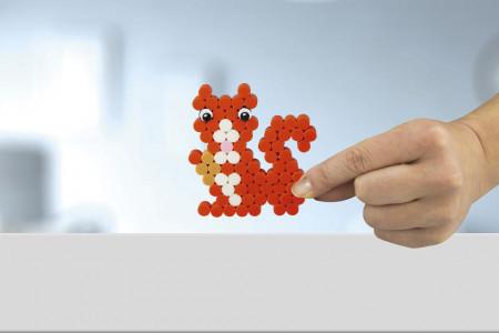 Set de creatie cu margele - model animale