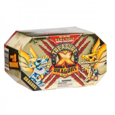 Treasure X Pachet surpriza Seria 2 - Dragoni
