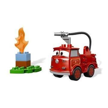 Camionul Red (6132)