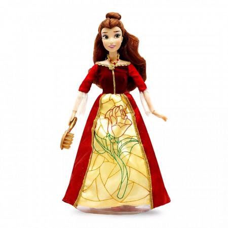 Papusa premium Printesa Disney Belle cu sunete si lumini