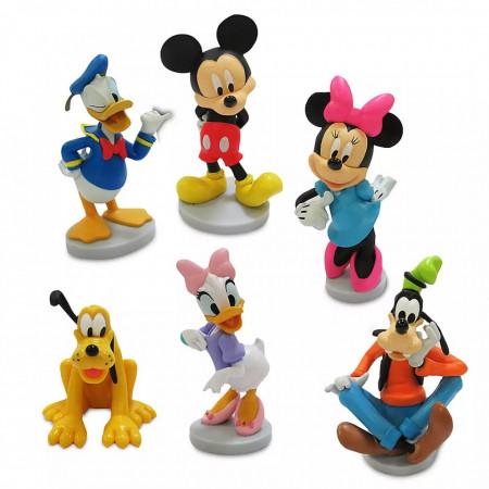 Set 6 figurine Clubul lui Mickey Mouse