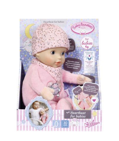 Baby Annabell -Bataile inimii 30 cm