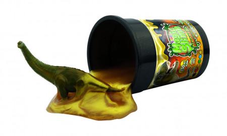 Cutie slime magic cu surpriza - model Dinozaur