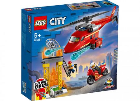 Elicopter de pompieri