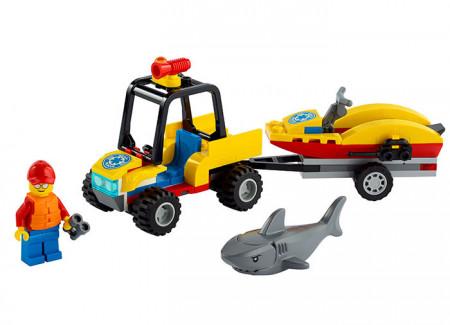 ATV si barca de salvamari