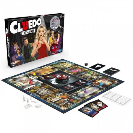 Joc Cluedo Liars Minte Pentru A Afla Adevarul