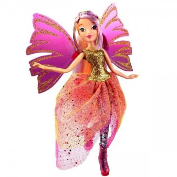 Poze Papusa Winx Sirenix Magic - Stella