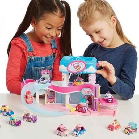 Playset Cutie Cars - Splash and Go