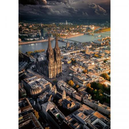 Puzzle Domul Din Köln, 1000 Piese