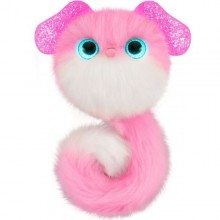 Jucarie de plus interactiva Pomsies S3 - Puppy Bubblegum