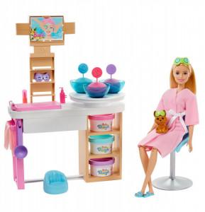 Barbie Set De Joaca O Zi La Salonul Spa
