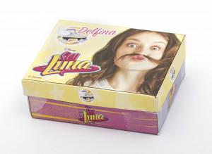Breloc Mini-patine Soy Luna - Delfina