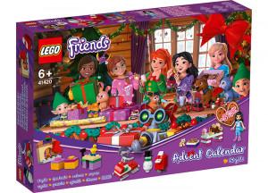 Calendar de Craciun LEGO Friends (41420)