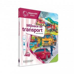 Carte Raspundel Istete, Mijloace De Transport