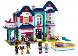 Casa familiei Andreei