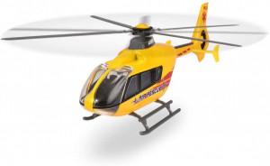 Elicopter Din Metal Airbus Ec 135 Galben