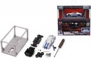 Fast&Furious Asambleaza Nissan 2002 1:55