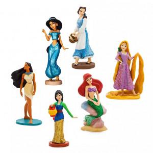 Figurine Printesele Disney - set 1