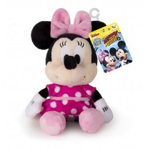 Jucarie de plus cu sunete Minnie Mouse - 17 cm