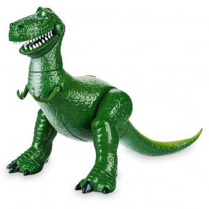 Jucarie dinozaurul Rex din Toy Story