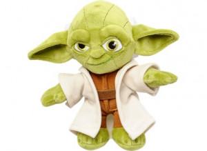 Jucarie Plus Yoda Star Wars 17cm