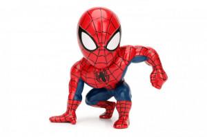 Marvel Figurina Metalica Spider Man 15Cm