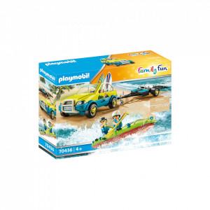 Masina De Plaja Cu Canoe