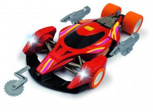 Masinuta Metalica Fast And Furious Spy Racers Rally Hyper Fin Scara 1:24