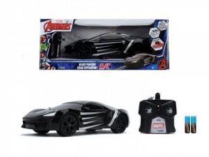 Masinuta Radiocomandata Black Panther Lykan Scara 1 La 16