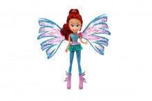 Papusa Zana Winx Sirenix Mini - Bloom