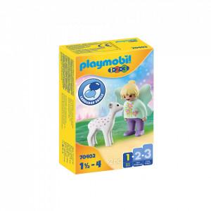 Playmobil 1.2.3 Zana Cu Miel