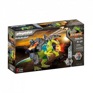 Playmobil Spinosaurus - Putere Dubla De Aparare