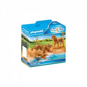 Playmobil Tigri Cu Pui