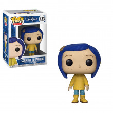 Pop Vinyl: Coraline: Coraline In Raincoat