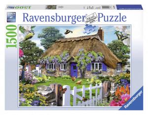 Puzzle Casuta In Anglia 1500 Piese
